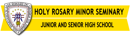 Holy Rosary Minor Seminary - Junior and Senior High School